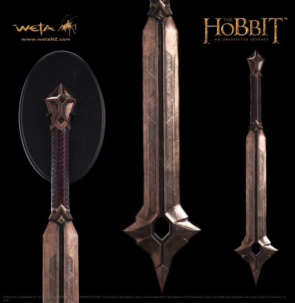 Incredible Hobbit Props And Toys From WETA Including The One Ring