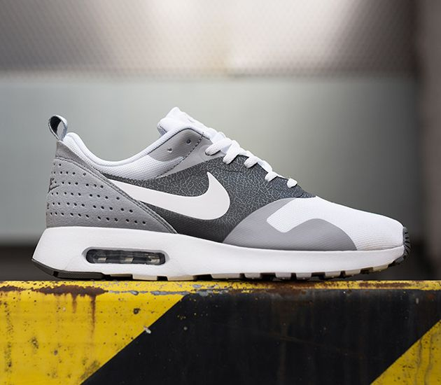 the latest 234b5 c8826 Nike Air Max Tavas-White-Cool Grey-Wolf Grey