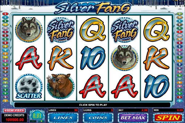 Spiele Silver EnchantreГџ - Video Slots Online
