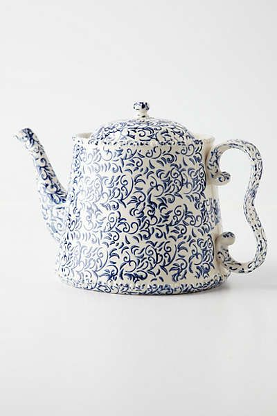 Anthropologie - Attingham Tea Pot