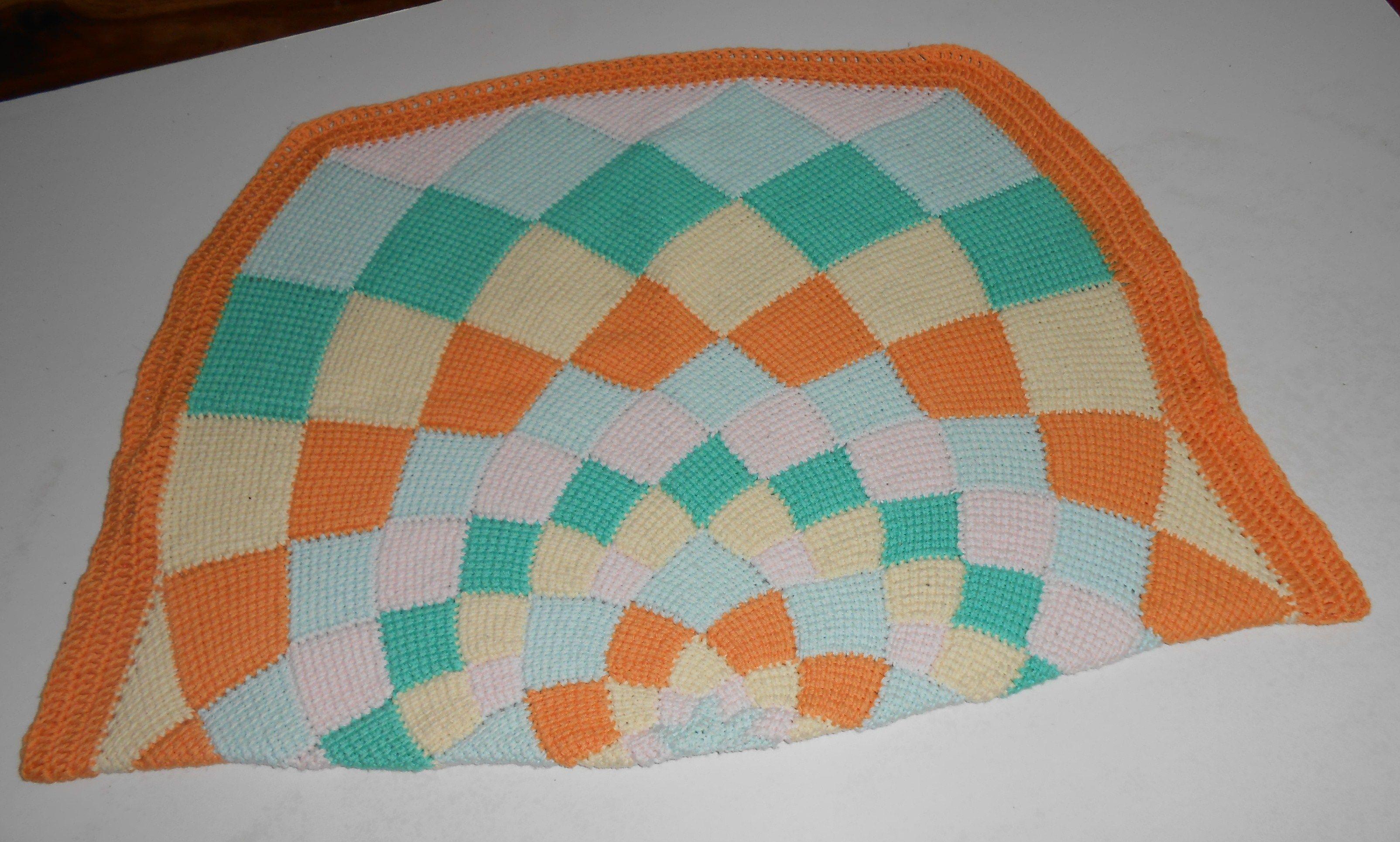 Fantastic Häkeln Qualle Muster Frei Inspiration - Decke Stricken ...