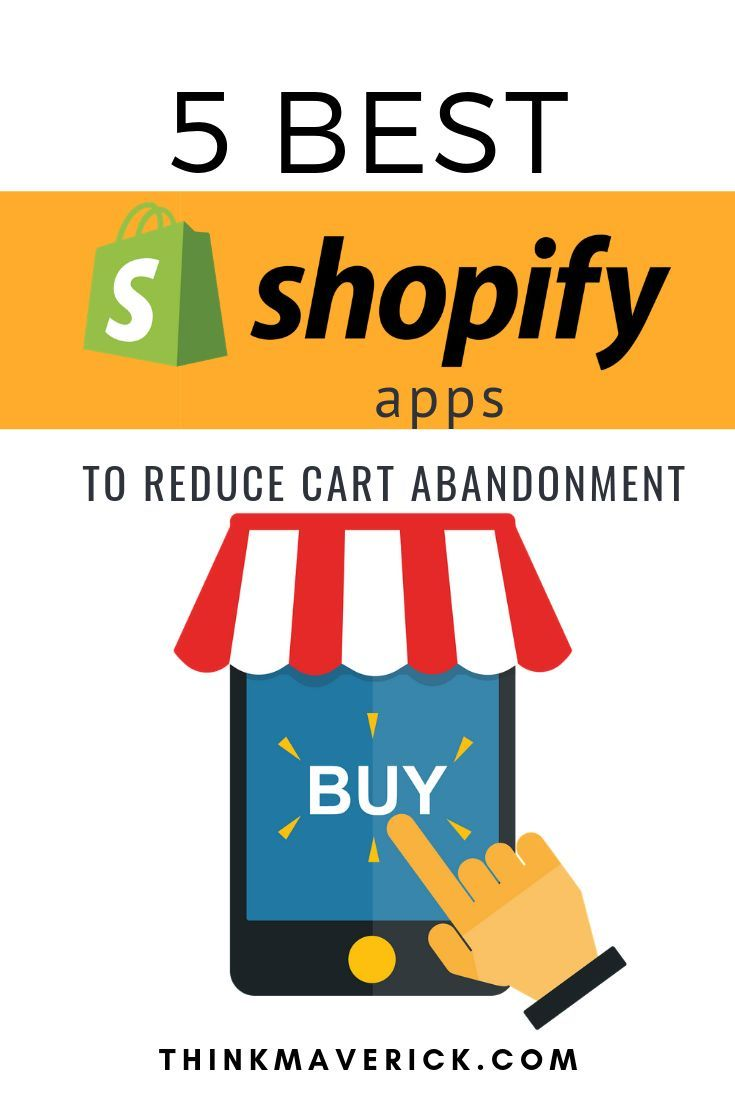 5 Best Shopify Apps to Reduce Cart Abandonment Online