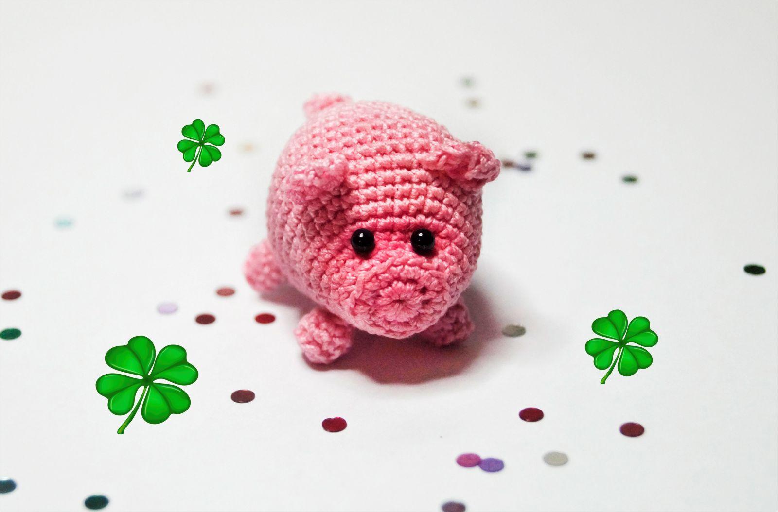• vor 1 Jahren Das Schweinchen ist sooo süß. In der Anleitung gibt es keine