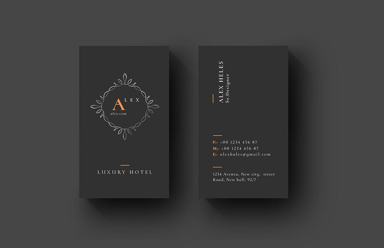 Attractive brand cmyk creative designer abstract business card attractive brand cmyk creative designer abstract business card corporate reheart Gallery