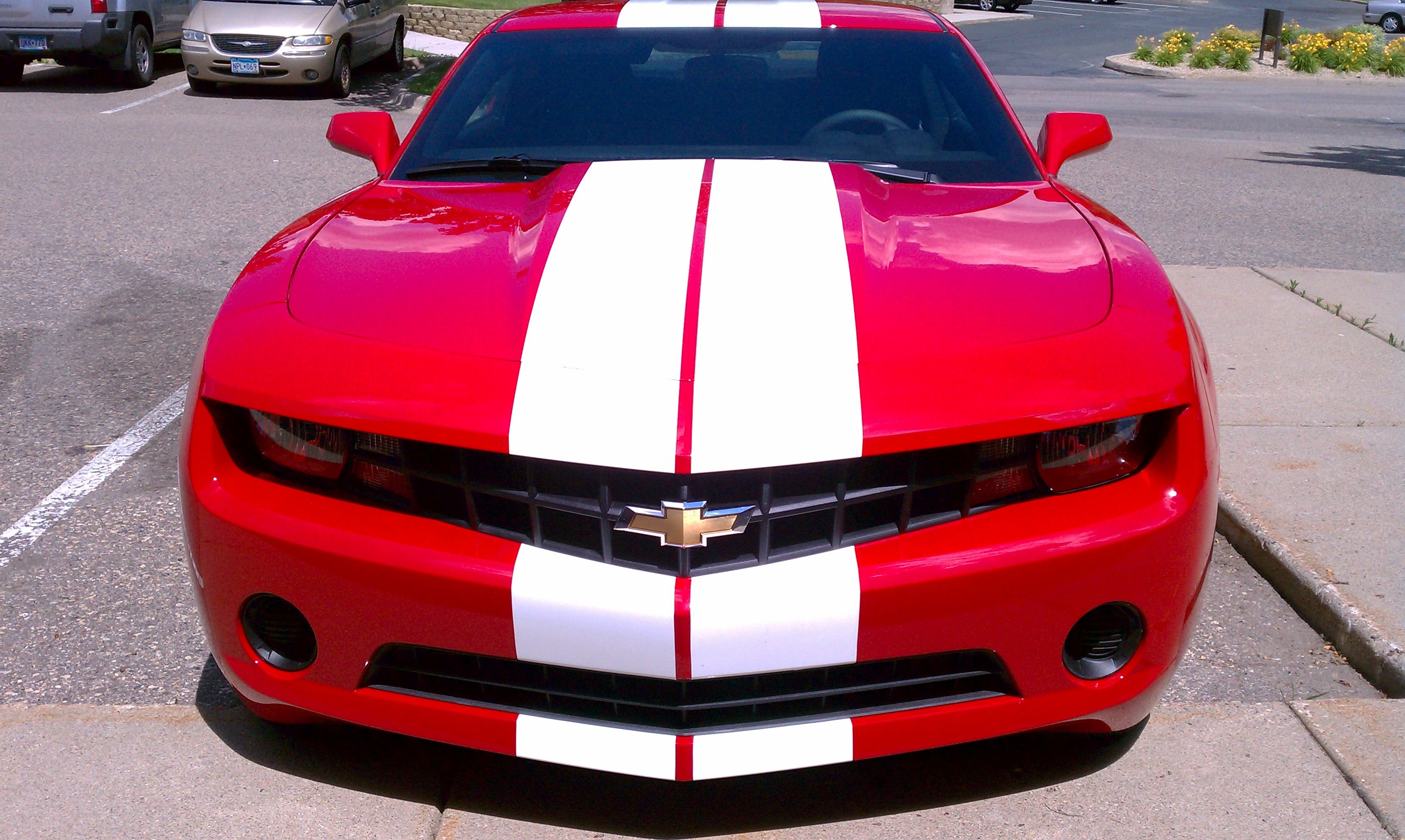 Camaro Racing Stripes Camaro Racing Stripes Chevrolet