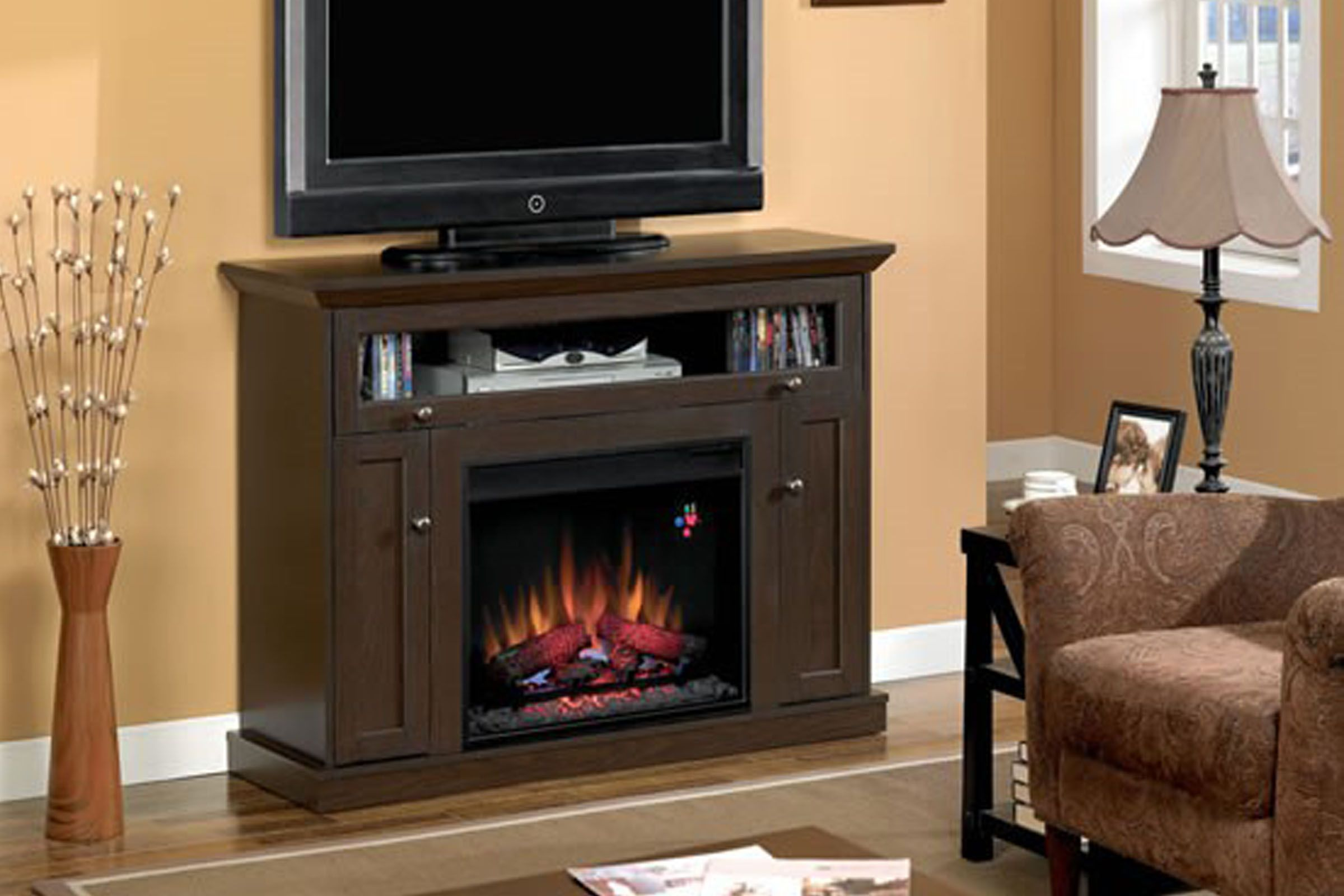 Windsor Fireplace In 2020 Fireplace Entertainment Fireplace