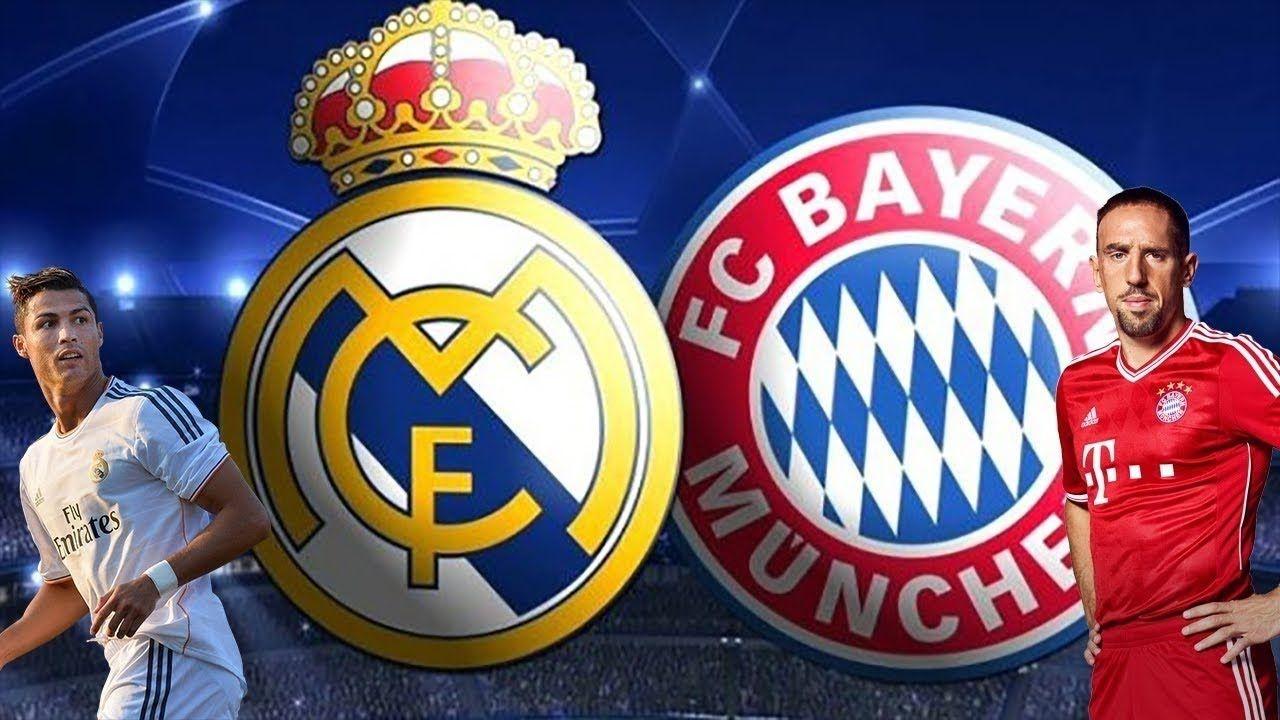 Real Madrid vs Bayern Full Match HD Highlights Champion