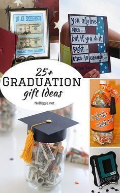 25+ Graduation Gift Ideas | High school graduation gifts ...