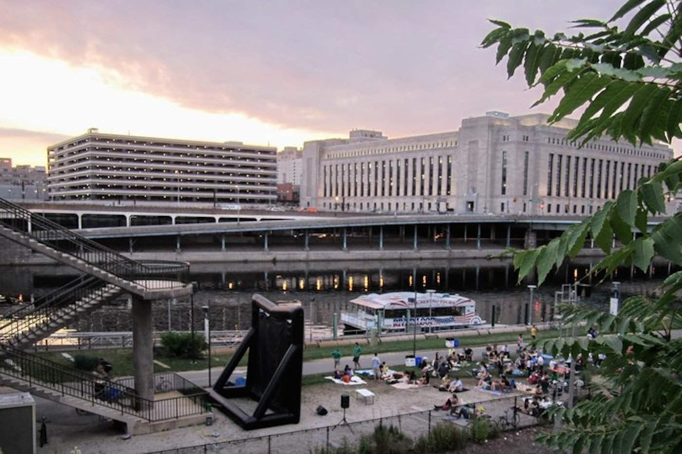 Every outdoor movie screening in philly this summer