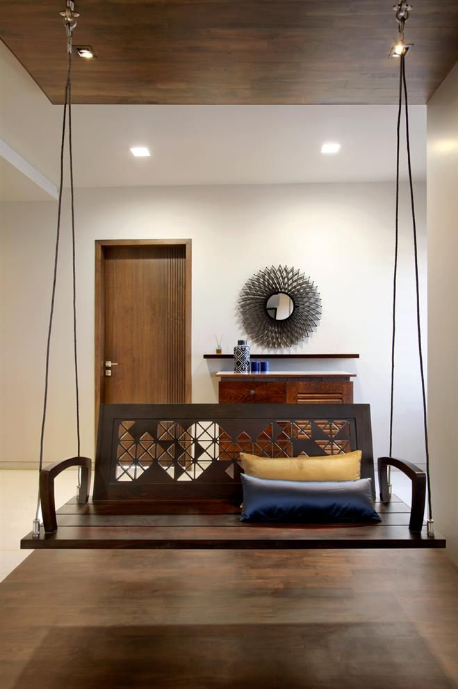 A T Is A Design Studio With A View To Explore Design Directions And Taking Design Process As A Indian Home Decor Indian Home Interior Home Decor Furniture #swings #for #living #room #india