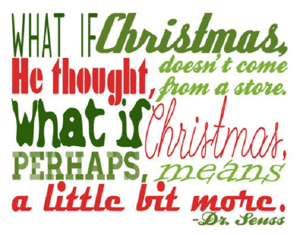 dr seuss christmas quotes dr seuss christmas quote gagthat