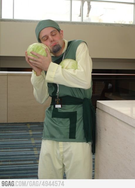 Cabbage Guy <3
