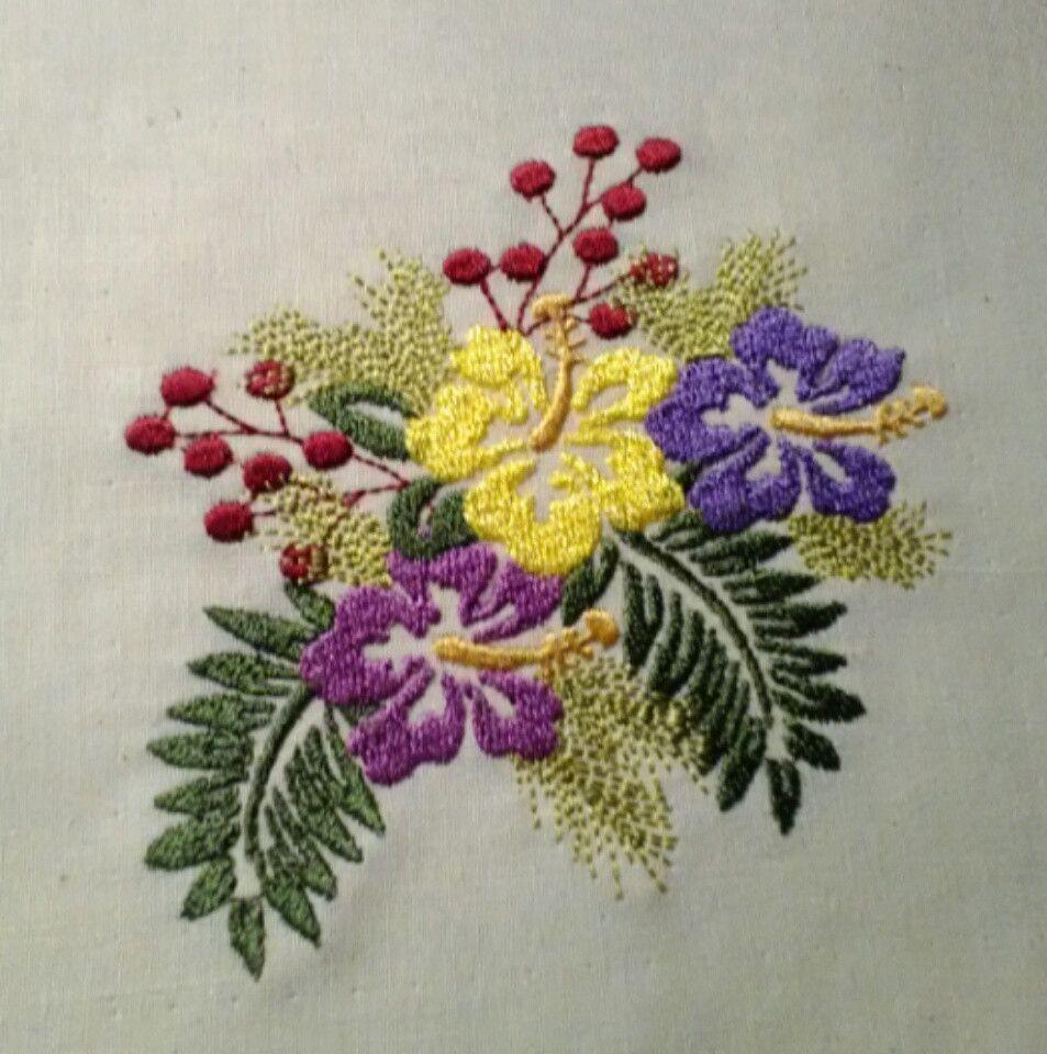 Multi flow x brazilian embroidery pinterest flow crewel