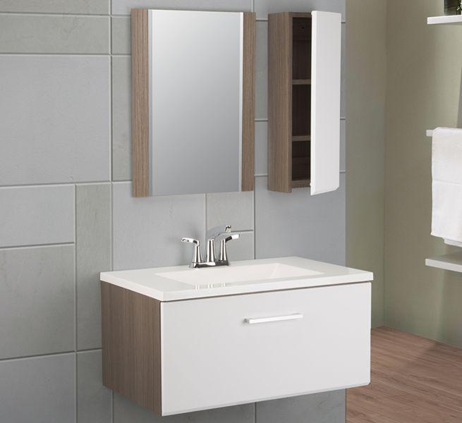 Resultado de imagen para pisos y azulejos para ba os for Ver modelos de banos pequenos