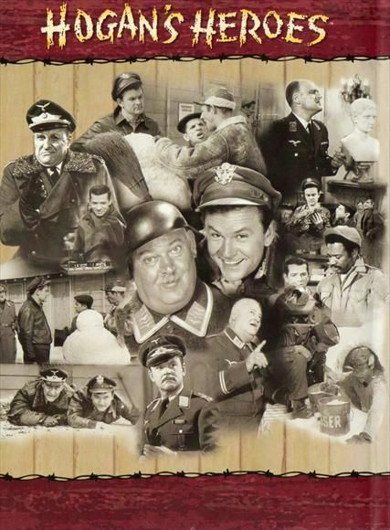 Hogans Heroes 11x17 Tv Poster 1965 Tv And Movies