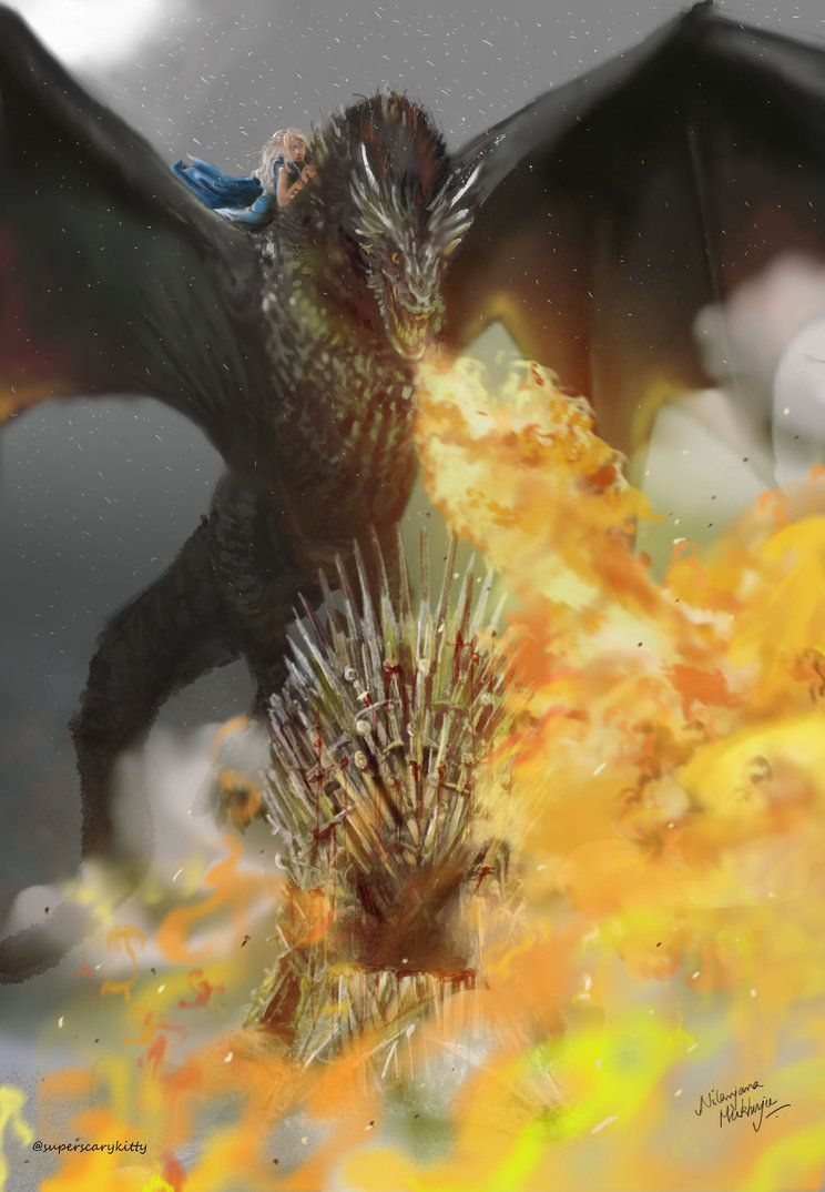 A song of ice and fire by Superscarykitty45.deviantart.com on @DeviantArt