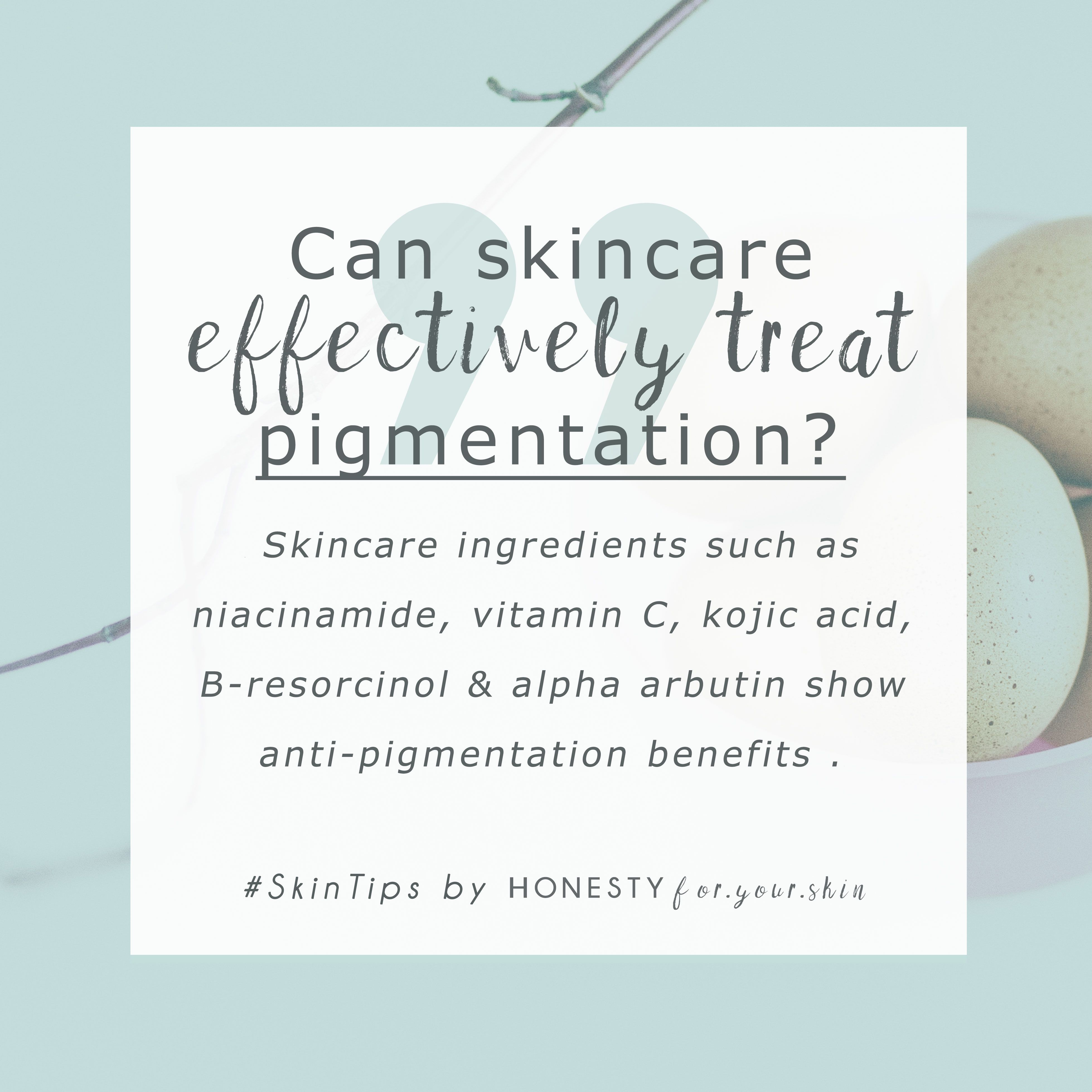 Hyperpigmentation A Solution Based Skincare Routine