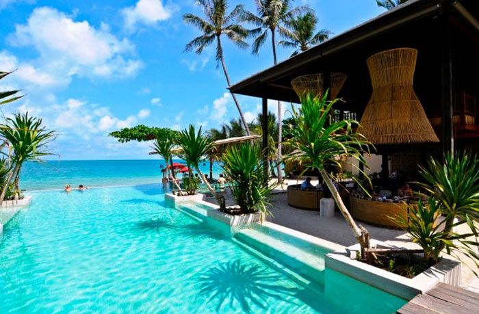 Thailand Wins Best Luxury Beach Resort