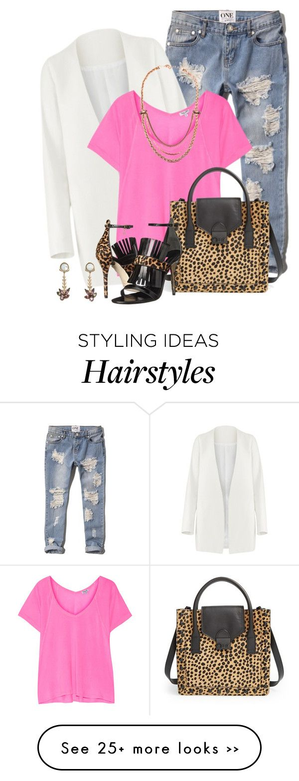 """""""Leopard Accents"""" by cherieaustin on Polyvore"""