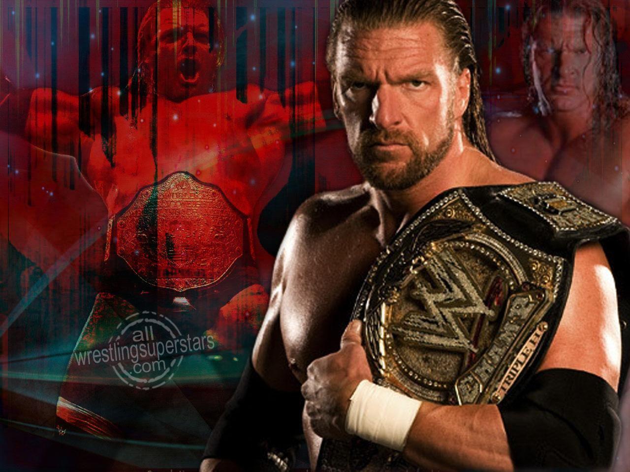Triple H Triple H Wwe Wwe Superstars