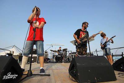 Metanoia: Quattro ragazzi con la voglia di rock