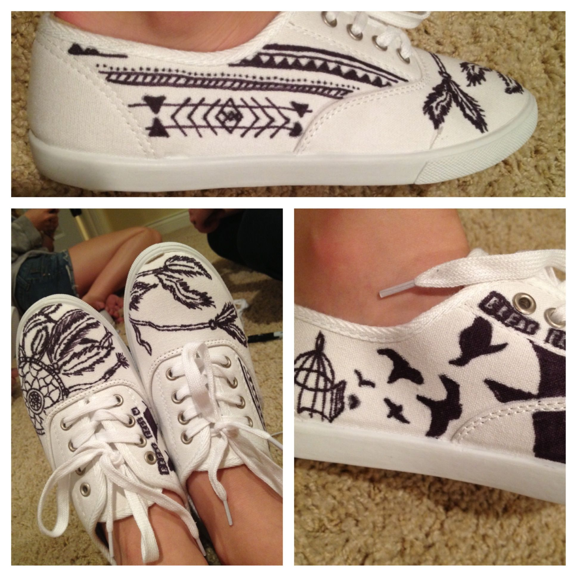 11 best diy images on pinterest   custom shoes, shoes and awesome