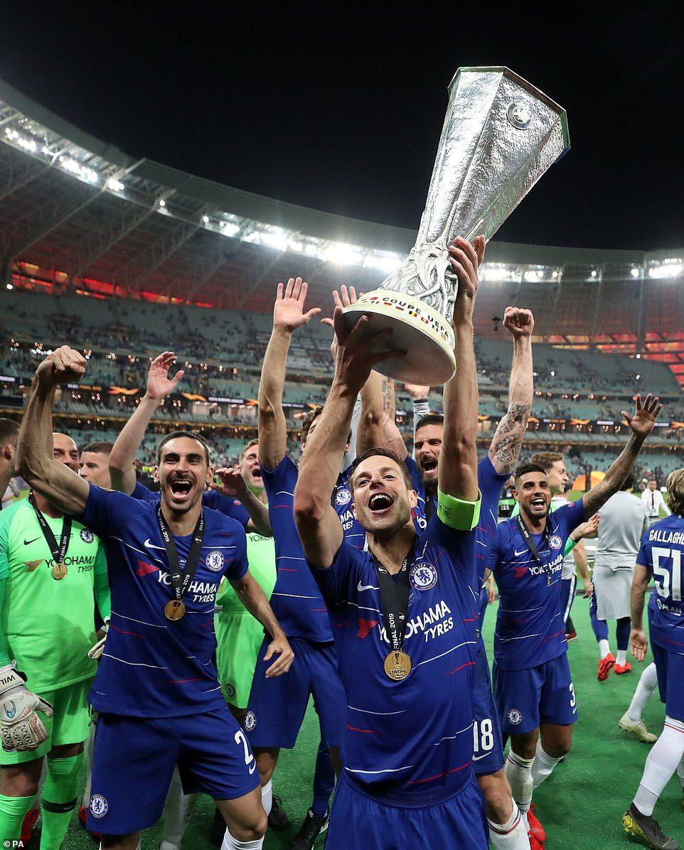 Chelsea hammer Arsenal 4-1 in 2020 | Chelsea fans, Chelsea ...