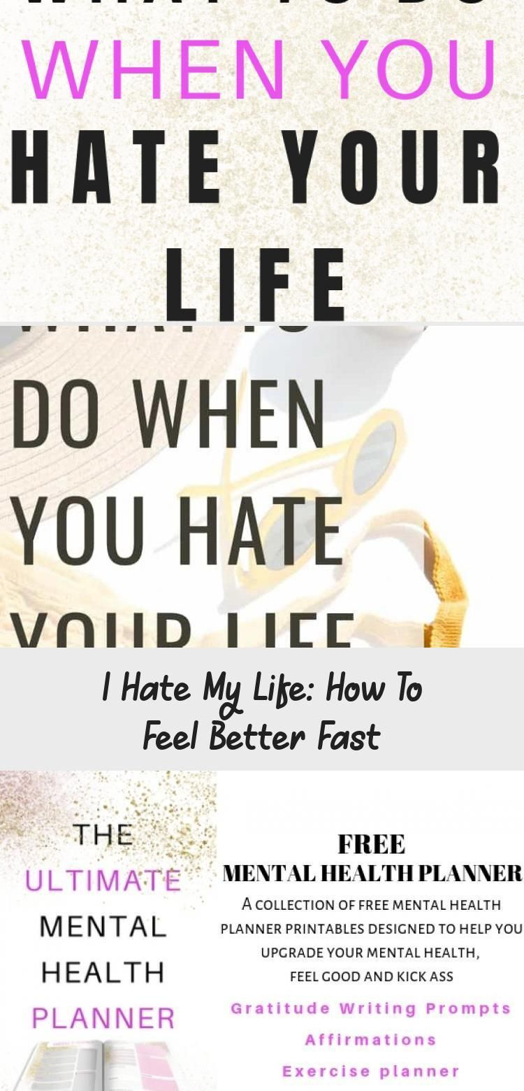 I Hate My Life: How To Feel Better   | Hobbies for Anxiety
