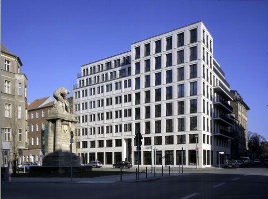 Haus Am Karlplatz Berlin By Walter Arno Noebel Architecture