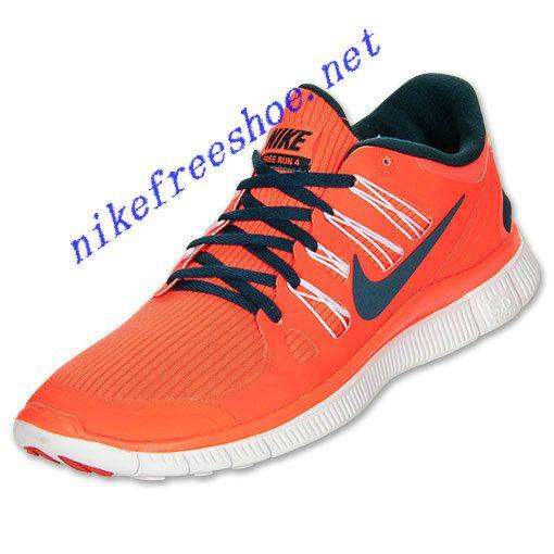 Nike Free 5.0 Mens Total Crimson White Midnight Turquoise 579959 831