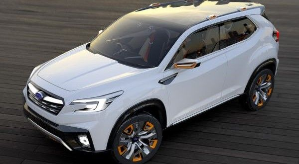 2017 Subaru Viziv Concept Release Date 2016 2017 Subaru