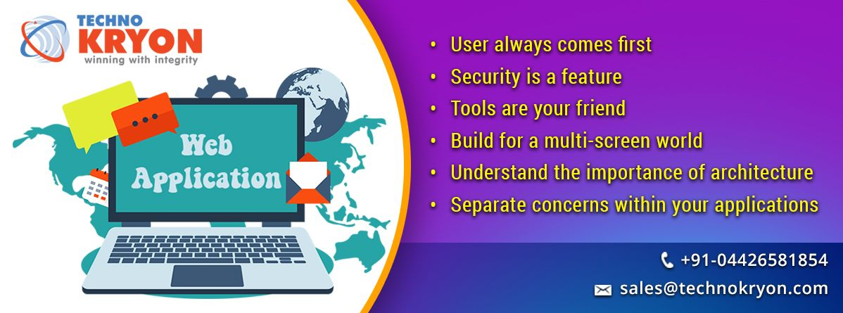Know what exactly webapplication is webdevelopment