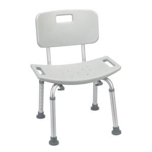 Drive Grey Bathroom Safety Shower Tub Bench Chair With Back Shower Chair Bathroom Safety Most Comfortable Office Chair