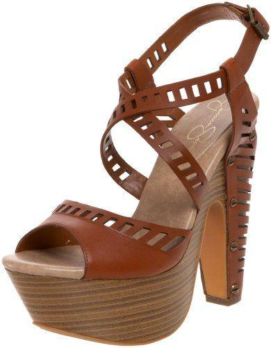 8202ab1098b Jessica Simpson Women s Trixie Platform Sandal