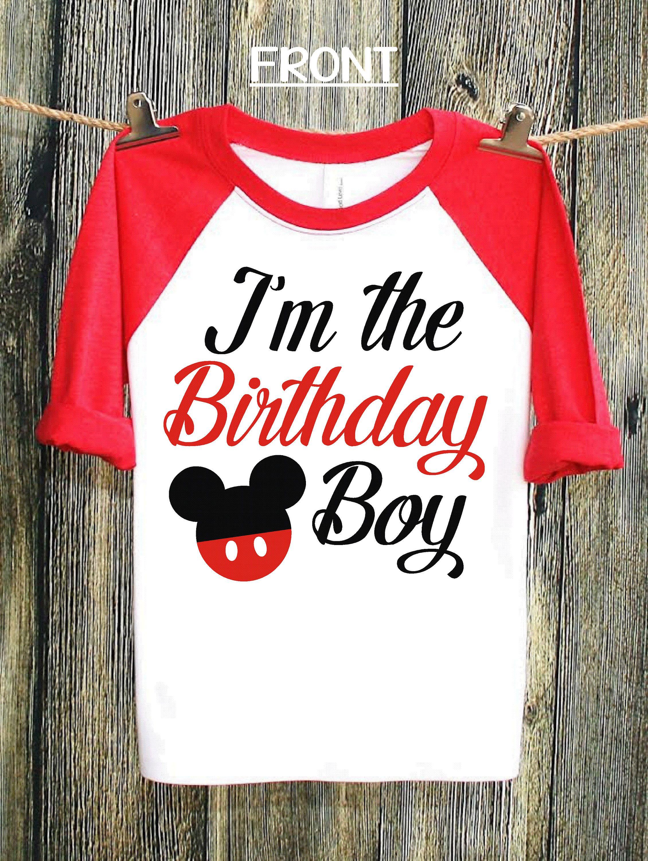 Toddler Boy Disney Shirts