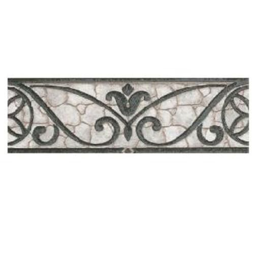 "Decorative Accent Ceramic Wall Tile Entrancing Mohawk Fashion Accents Wall Ceramic Decorative Accent 3"" X 8"" At Review"