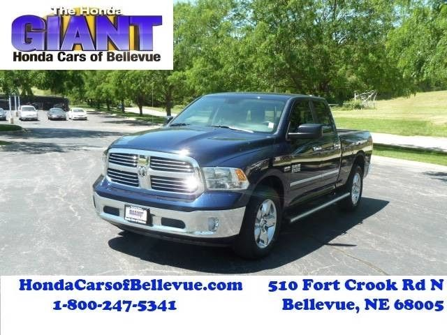 Photo Of 2014 Ram 1500 Big Horn 4wd In Bellevue Ne With Images Bellevue Certified Pre Owned Cars Used Cars