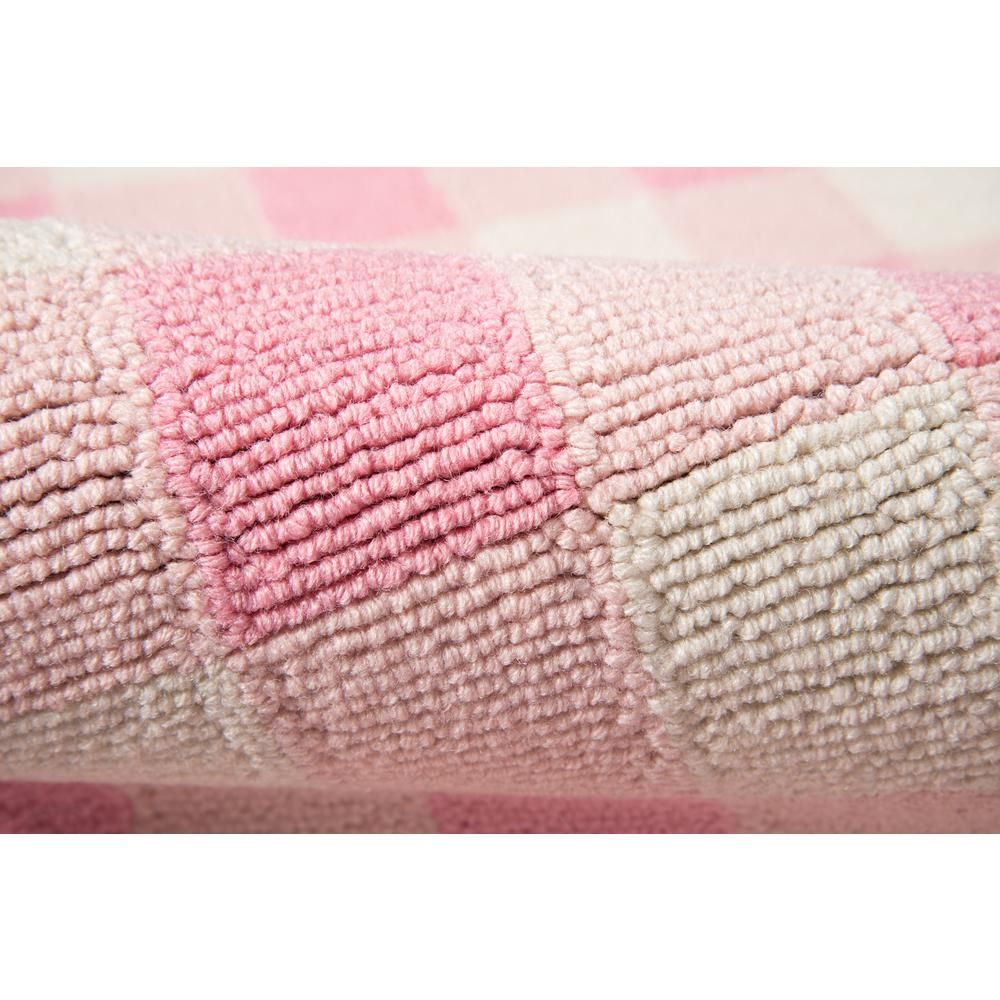 Momeni Geo Pink 3 ft. 6 in. x 5 ft. 6 in. Indoor Area Rug-GEO00GEO31PNK3656 - The Home Depot