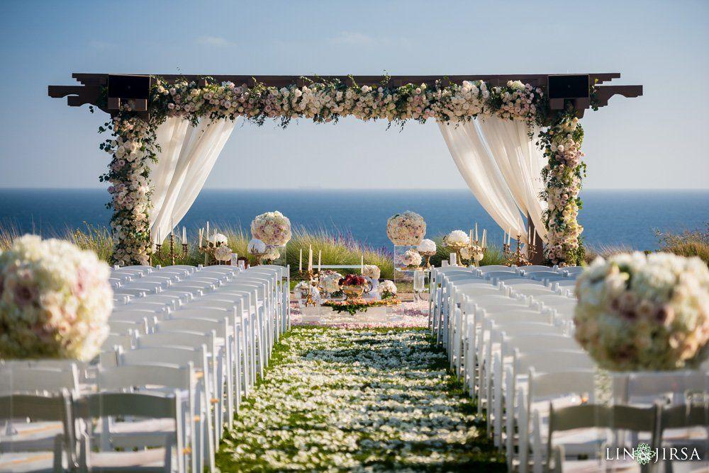 Terranea Resort Persian Wedding Terranea resort wedding