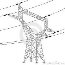 Resultat De Recherche D Images Pour Pylones Electriques Dessin