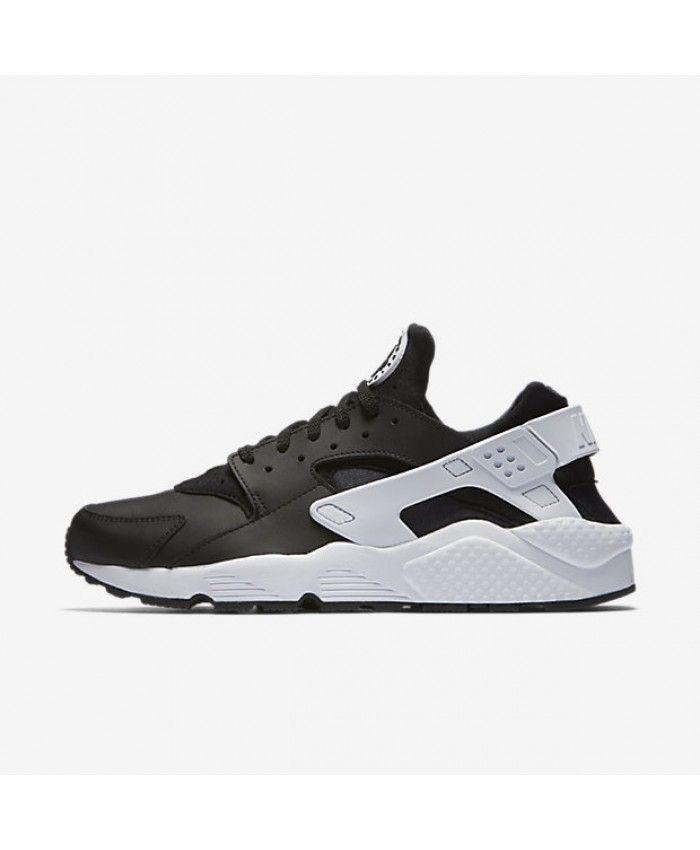 Nike Air Huarache Black White 318429-042
