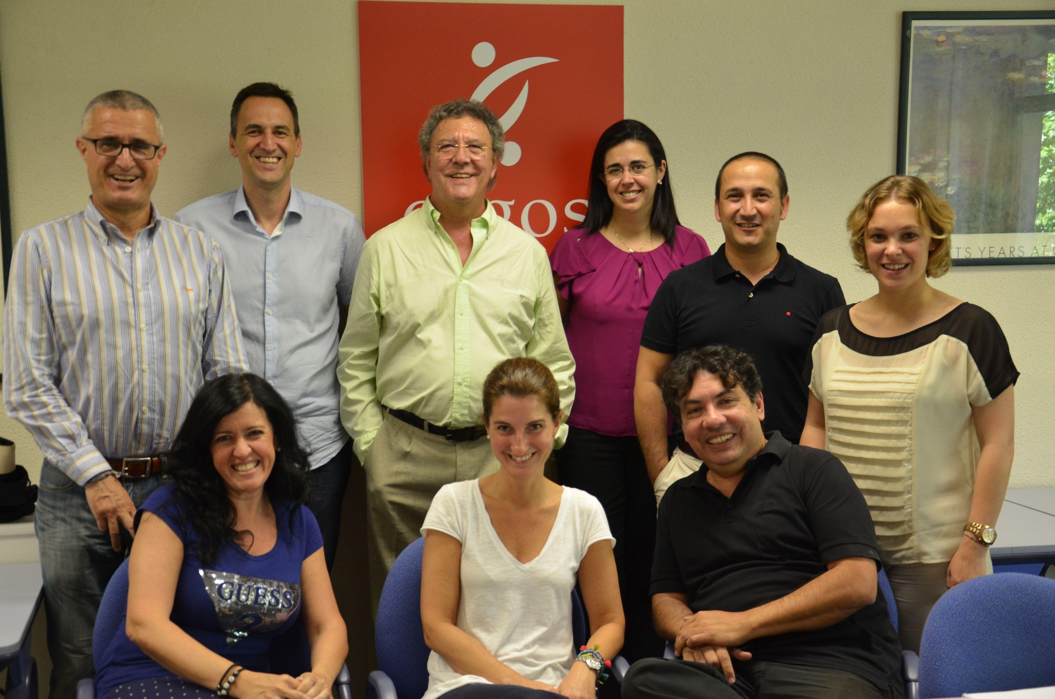 Curso  Coaching profesional nivel avanzado. Junio 2014
