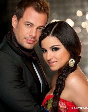 El primer papel estelar en MEXICO, para William Levy, Cuidado con el Angel. Esta telenovela tiene dos de mis favoritos artistas como protagonistas. :)