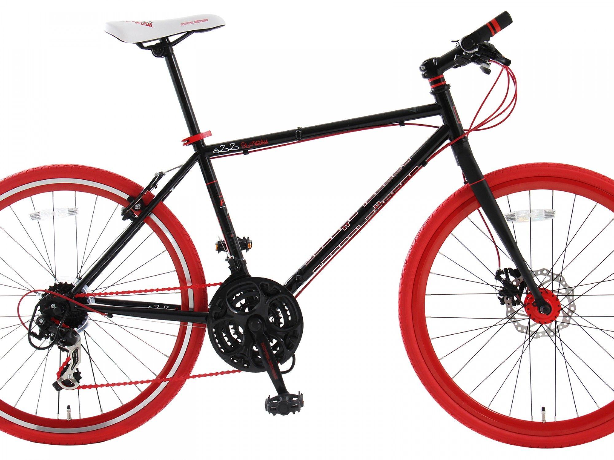 Folding Bike Doppelganger
