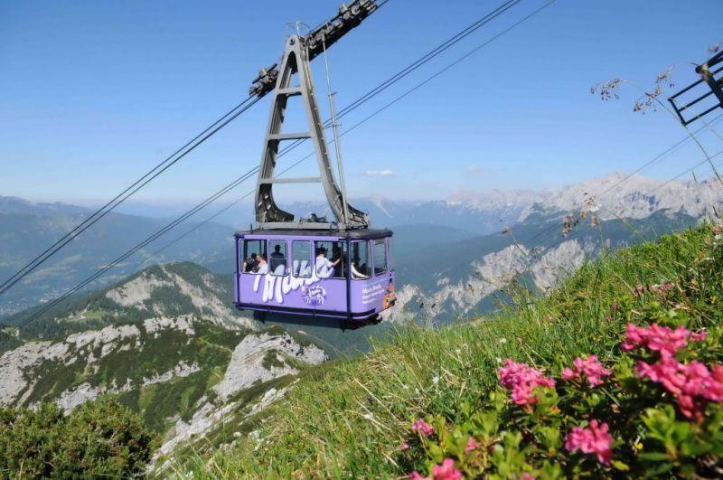 Afbeeldingsresultaat voor zugspitze summer lift