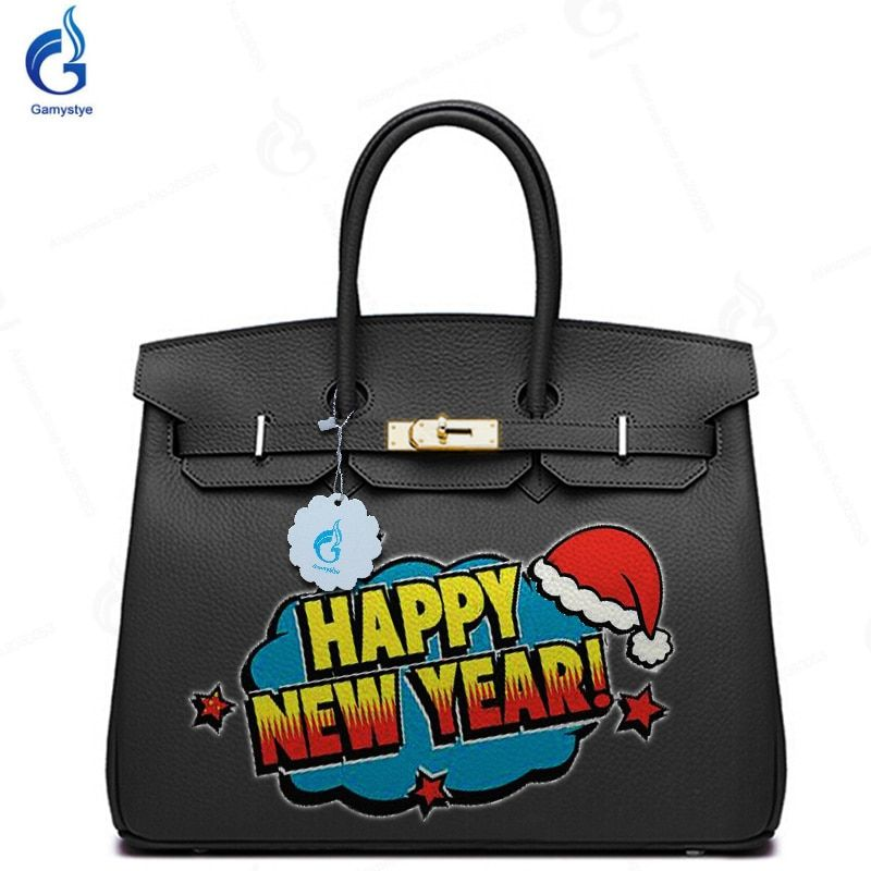 701995fb1c3e Find More Top-Handle Bags Information about HAPPY NEW YEAR GIFTS Real  Leather bags For