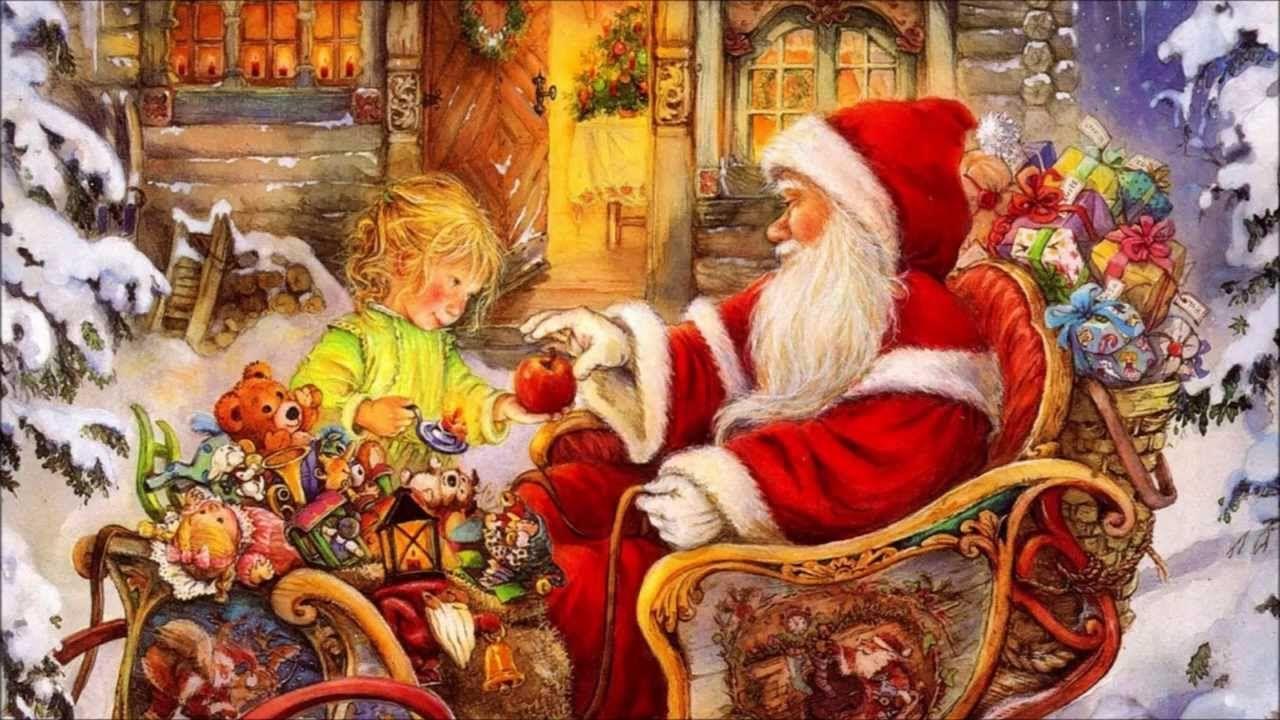 Wham ( Michaël ** Last Christmas **HD Santa