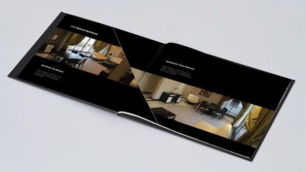 20+ Beautiful Modern Brochure Design Ideas for Your 2014 Projects - property brochure