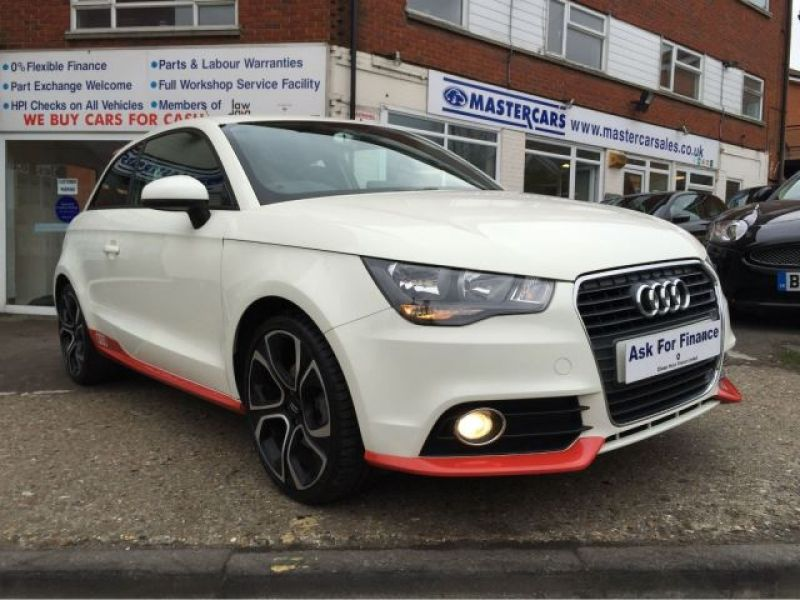 Used Audi A1 1 4 Tfsi For Sale In Hitchin Mastercarshitchin