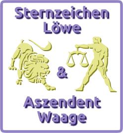 Sternzeichen jungfrau aszendent waage